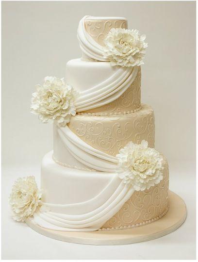 Simple Wedding Cake.Lulu Cake Boutique Wedding Cake Scarsdale Ny Weddingwire