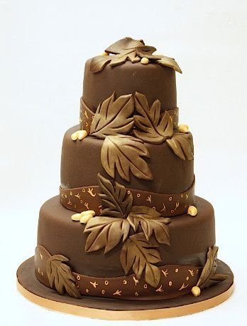 Tmx 1383255208369 Fbleavesinchocolat Scarsdale, New York wedding cake