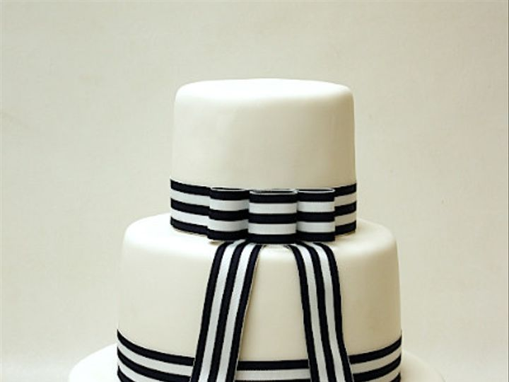 Tmx 1383255266933 Navyribbo Scarsdale, New York wedding cake