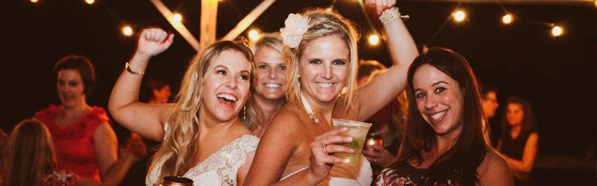 dancing bride wedding reception conrad botzum farm