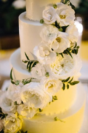 Sweet Cheeks Baking Company - Wedding Cake - San Diego, CA - WeddingWire