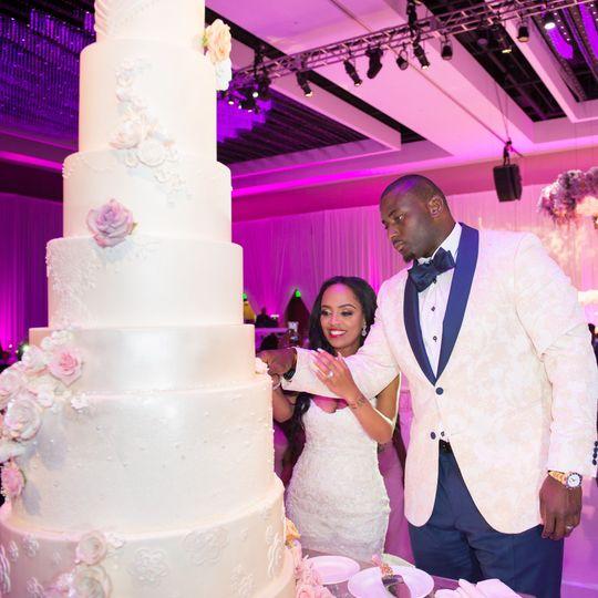 Amazing wedding, LA Chargers