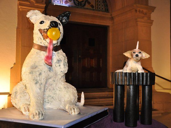 Tmx 1296707395877 DogsTLC San Diego, California wedding cake