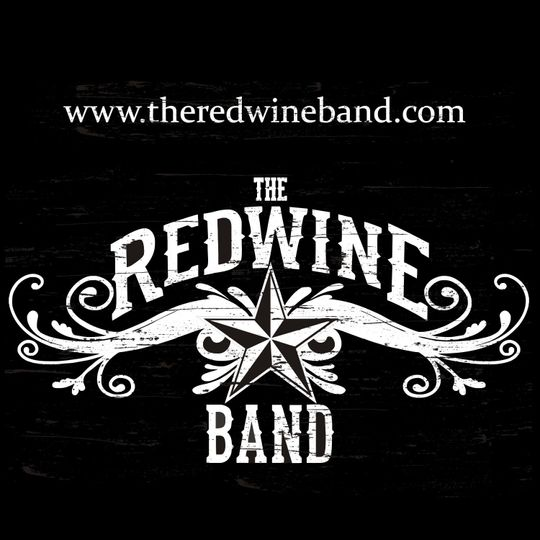 original redwine band 5x5 vector distressed with w