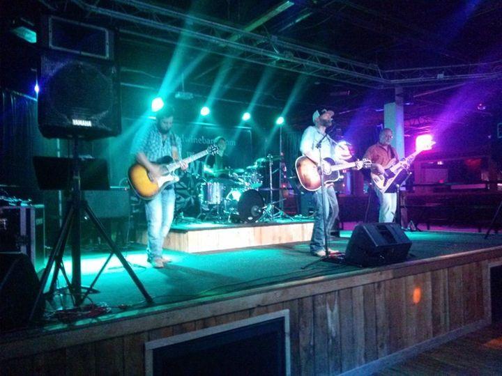 Tmx 1468714605719 Trb Stage Pic Lake Dallas wedding band