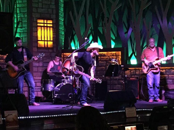 Tmx 1468714618997 Trb Stage Pic 2 Lake Dallas wedding band