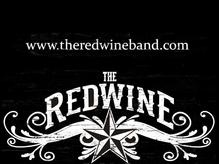 Tmx 1468714783990 Original Redwine Band 5x5 Vector Distressed With W Lake Dallas wedding band