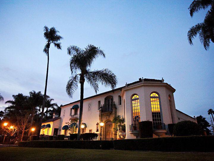 Tmx 1437501368380 Muckenthaler Mansionterranjon0021 Fullerton, CA wedding venue