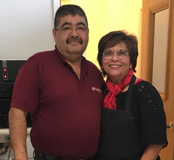 Owners Leon and Kathleen Castillo