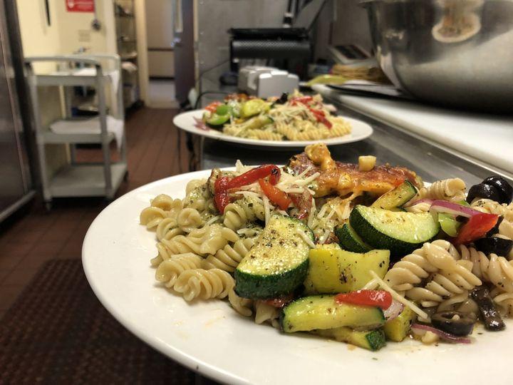 Italian meal package