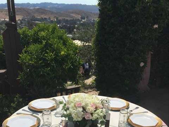 Tmx Goldchargeandhexagonplate 51 111834 V1 San Luis Obispo, CA wedding catering