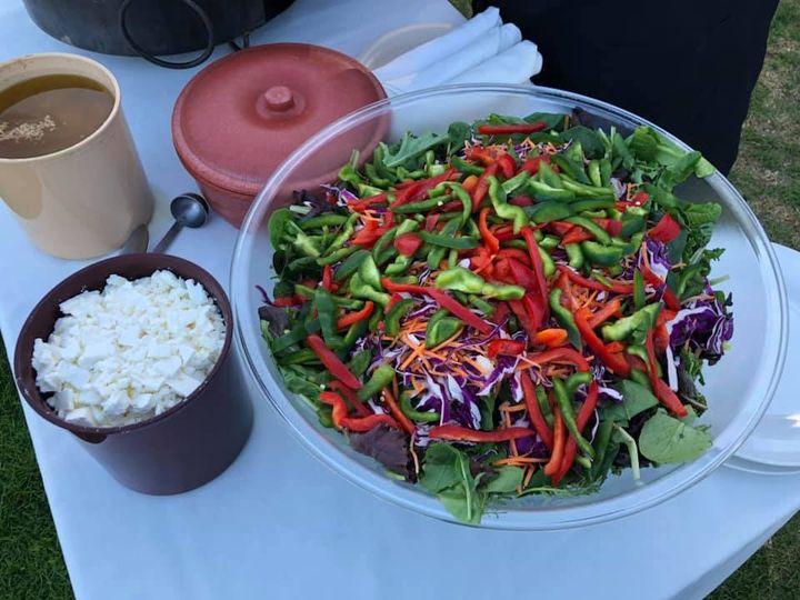 Tmx Tossed Baby Green Salad 51 111834 San Luis Obispo, CA wedding catering