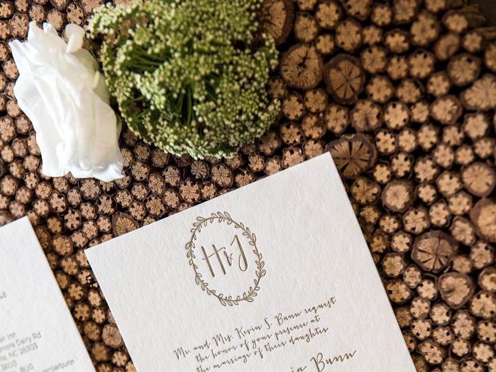 Tmx 1504206420002 Printology 7 High Point, NC wedding invitation