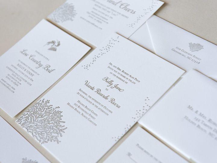 Tmx 1504206933280 Ylp Printology 6 High Point, NC wedding invitation