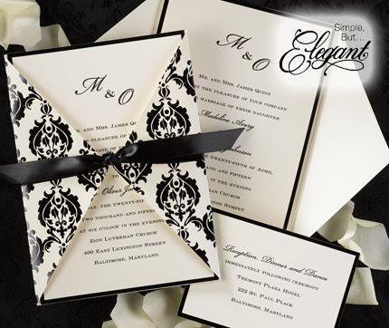 Tmx 1381259618759 Elegantweddinginvitations Conshohocken wedding invitation