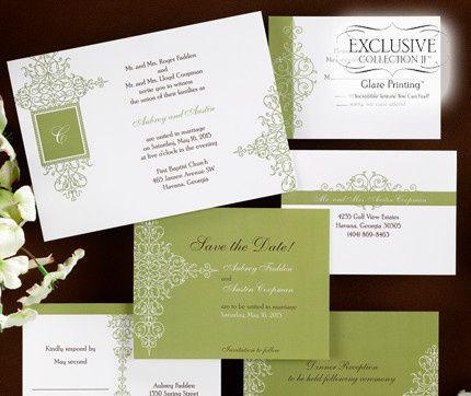 Tmx 1381259620736 Exclusivecollectionglazeinvitations Conshohocken wedding invitation