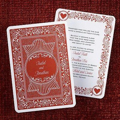Tmx 1381259638909 Playingcardsweddinginvitations Conshohocken wedding invitation