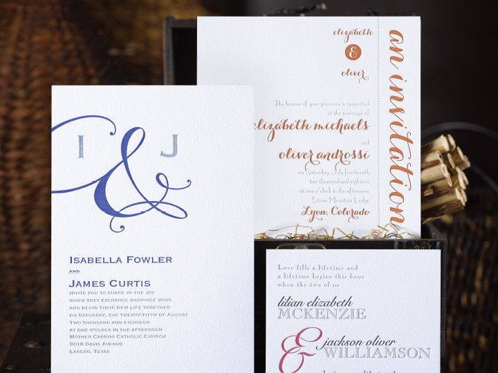 Tmx 1458158537208 Simplebutelegant4 Conshohocken wedding invitation