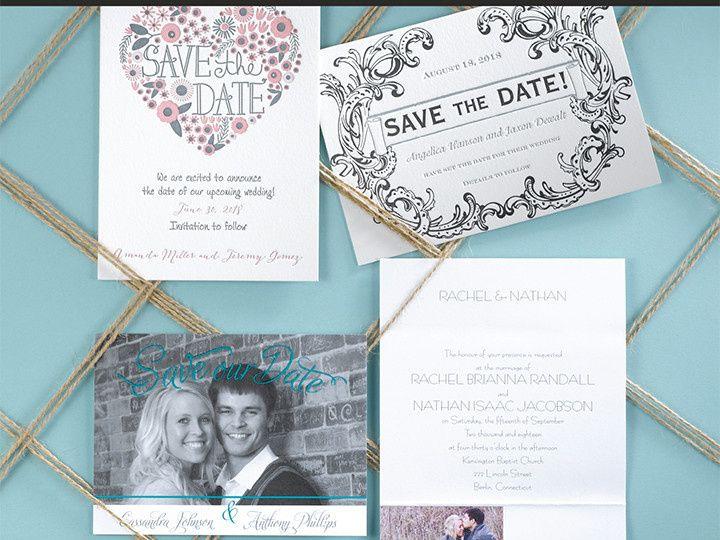 Tmx 1458158547780 Onlineonlycollection1 Conshohocken wedding invitation