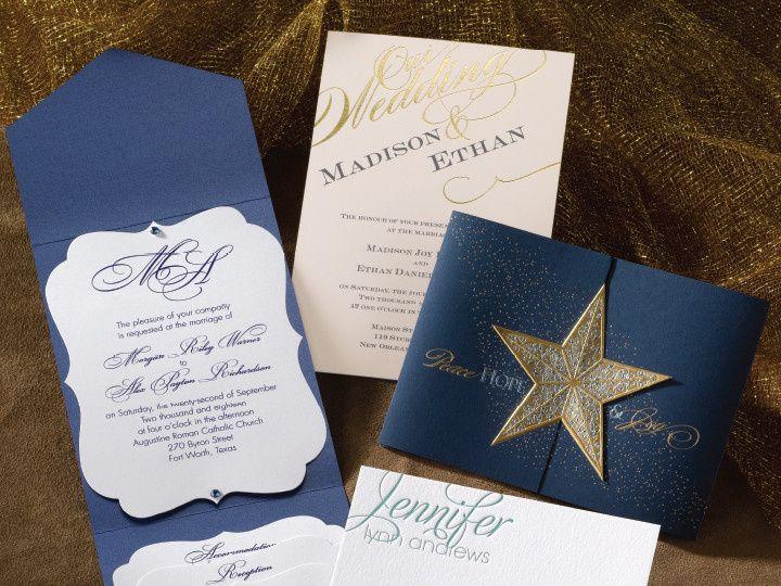 Tmx 1458158566289 Sophisticatedelegance3 Conshohocken wedding invitation