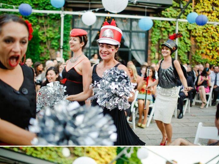Tmx 1421300973185 Wedding Marching Band Jove Meyer Events Brooklyn wedding planner