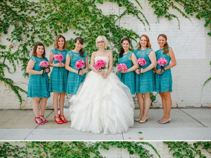 Tmx 1421301003600 Foundry Wedding Jove Meyer Events Brooklyn wedding planner