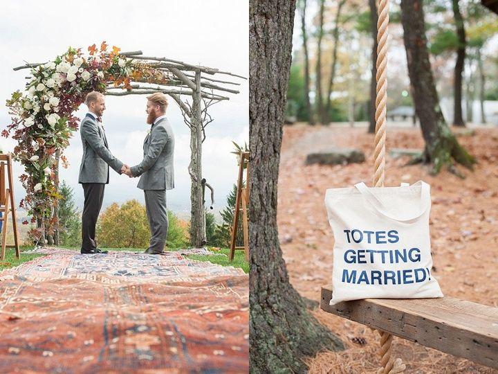 Tmx 1421301352636 Cedar Lakes Estate Wedding Gay Wedding Jove Meyer  Brooklyn wedding planner
