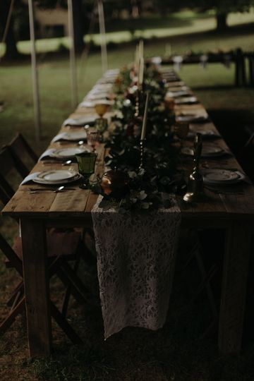 Long table
