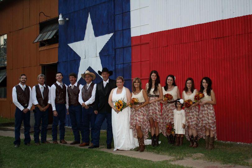 Bridal line up