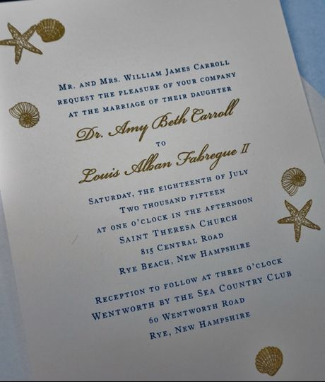 Portsmouth Invitation Company