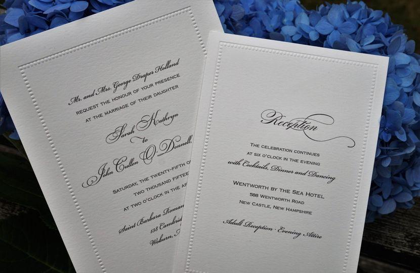 800x800_1446044604095 hawthorn ad portsmouth invitation co portsmouth invitation company invitations rye, nh weddingwire,Invitations Co