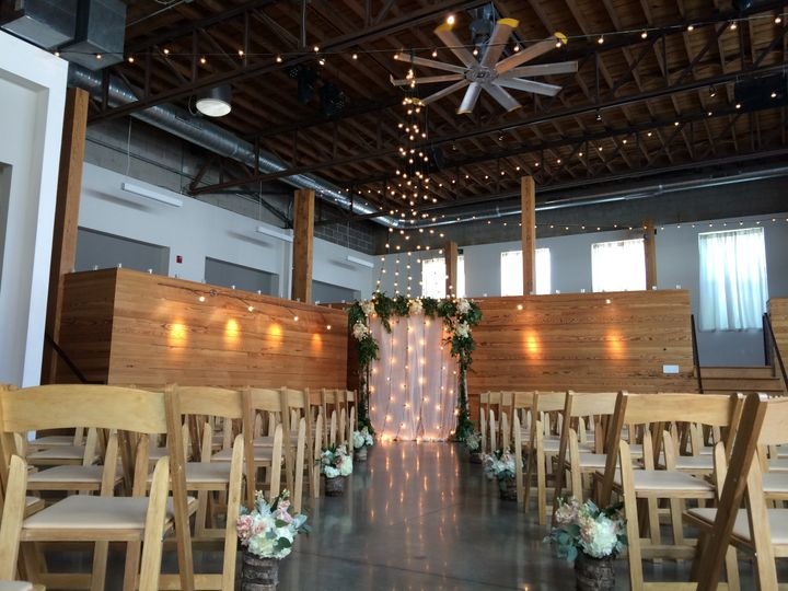 Wedding cremony