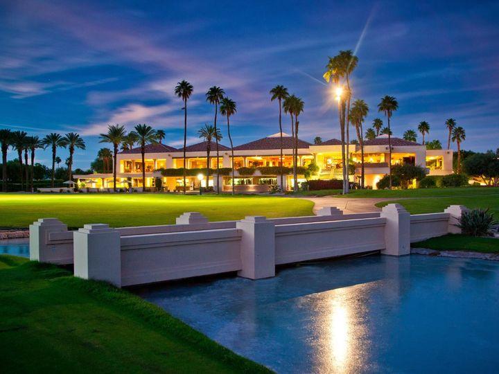 Tmx 1352239249303 ClubhouseatduskwDinahretouched Rancho Mirage, CA wedding venue