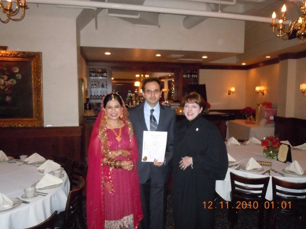 Tmx 1305250814938 MariamSharat Malden, MA wedding officiant