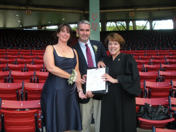Tmx 1323816505583 SallyJim Malden, MA wedding officiant