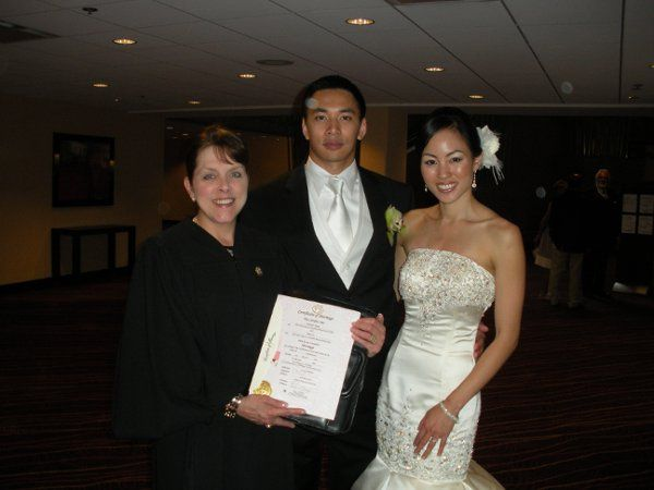Tmx 1323816566470 JeniBao Malden, MA wedding officiant
