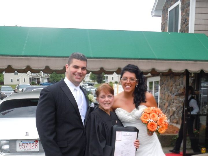 Tmx 1342459481542 TracyGreg Malden, MA wedding officiant
