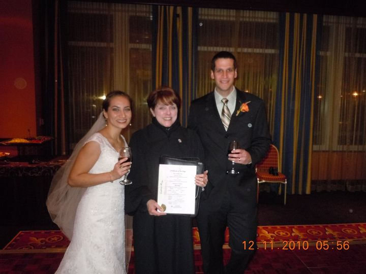 Tmx 1342459506397 AlejandraGreg Malden, MA wedding officiant