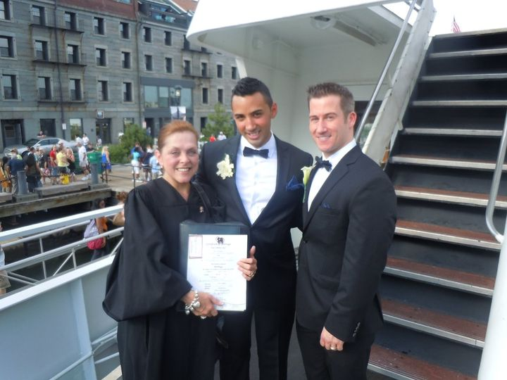 Tmx 1342459676363 BrianAlberto Malden, MA wedding officiant