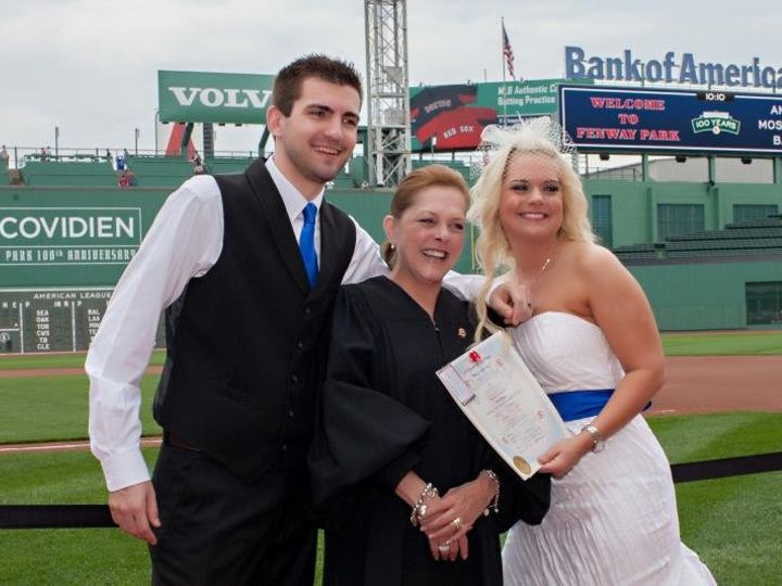 Tmx 1342459768522 CarlyDrake3 Malden, MA wedding officiant