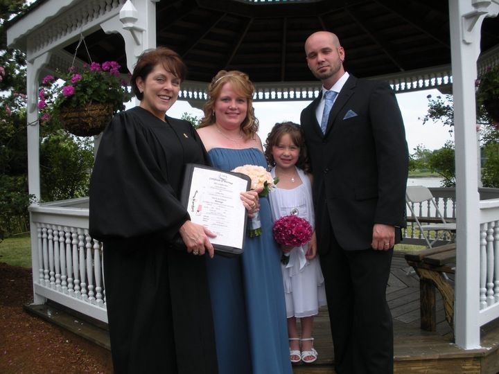 Tmx 1342459958164 ColleenStephen Malden, MA wedding officiant