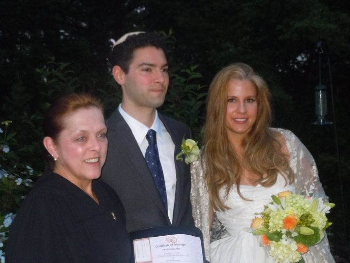 Tmx 1342460233913 EricaAndrew Malden, MA wedding officiant