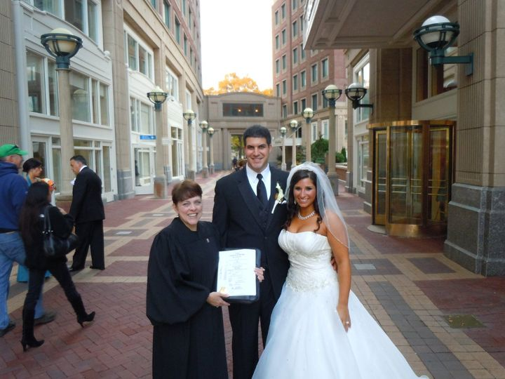 Tmx 1342460423454 JuliaNicholas Malden, MA wedding officiant
