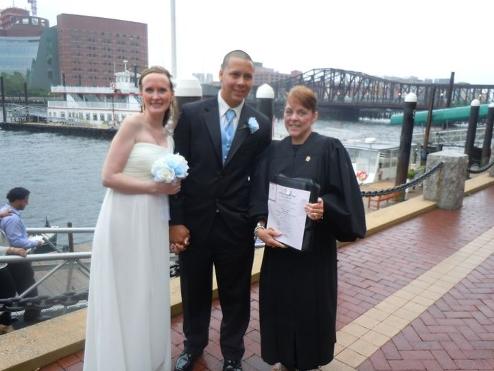 Tmx 1342460457649 KaitlynXavier Malden, MA wedding officiant