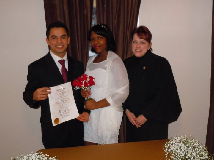 Tmx 1342460668617 VanessaFabio Malden, MA wedding officiant