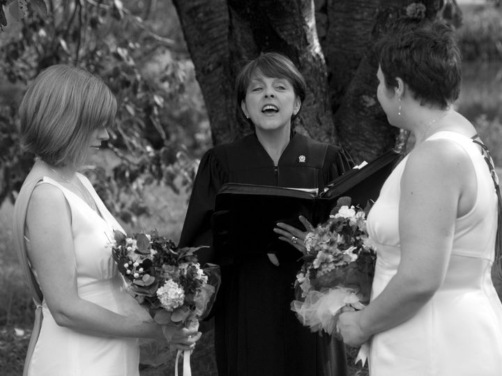 Tmx 1342463550065 MJC19644269bw Malden, MA wedding officiant