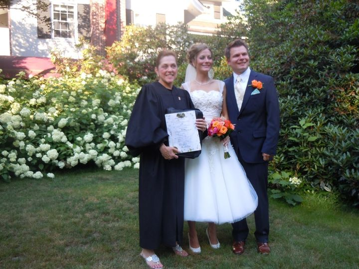 Tmx 1342463870302 HeatherChristopher Malden, MA wedding officiant
