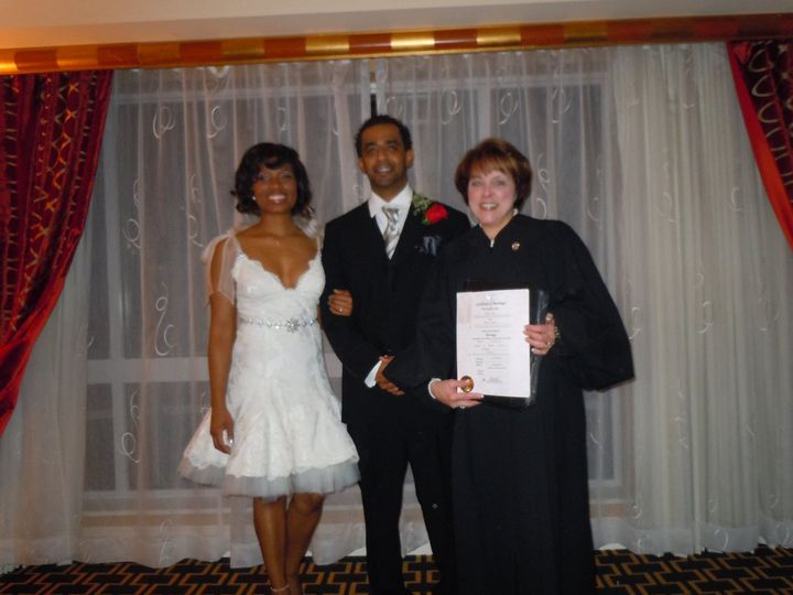 Tmx 1342463979816 NakiaRuben Malden, MA wedding officiant