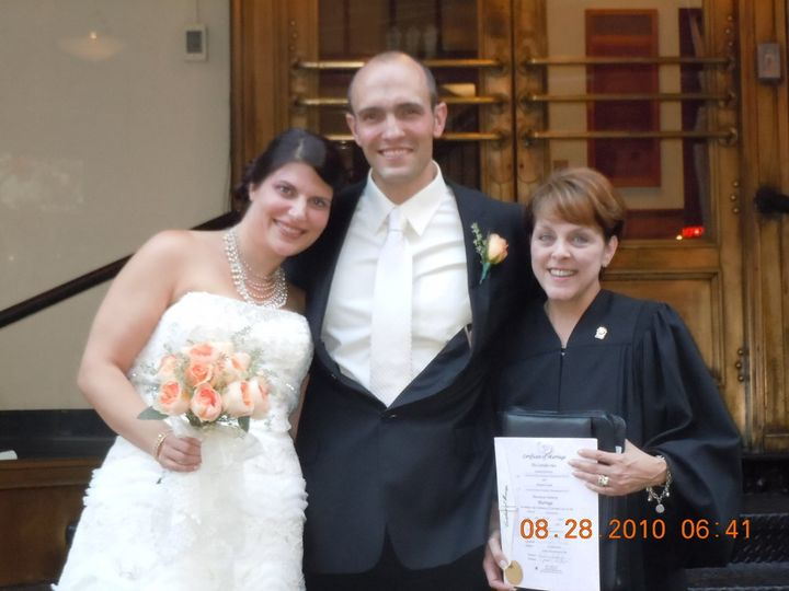 Tmx 1342465781692 JoannaBill Malden, MA wedding officiant