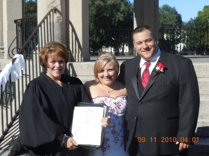 Tmx 1342465822239 StephanieBryan Malden, MA wedding officiant